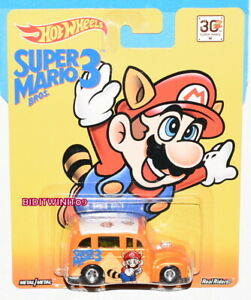 Hot Wheels 2015 Pop Kultur Super Mario 3 Schule Busted Bus