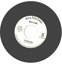 RUSTY & DOUG--7'-PROMO 45---(CLEOPATRA)---EX