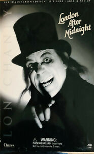 """London After Midnight 12"""" Figure Universal Studios Monsters Sideshow Toys"""