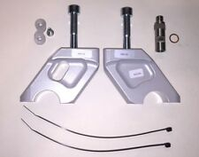 BMW S1000XR Handlebar adapter 30mm up & 40mm back with brake adapter extension