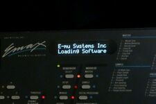 E-mu Emax / Emax ll OLED Display !