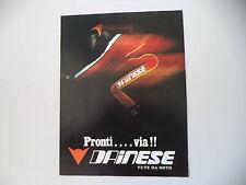 advertising Pubblicità 1979 DAINESE