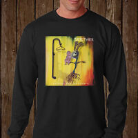 New Seether Isolate and Medicate Rock Band Long Sleeve Black T-Shirt Size S-3XL