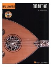 Hal Leonard Oud Method Beginner Starting Learn to Play Middle East MUSIC BOOK