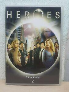 Heroes Complete Series Two Season 2 (DVD, 4-Disc Set) REGION 4 AUSTRALIA