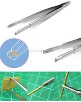 CROSS HOLE PINCETTE / Modeling Tools / Model Kit