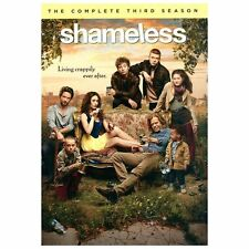 Shameless: The Complete Third 3rd Season (DVD, 2013, 3-Disc Set) NEW