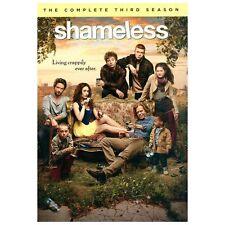 Shameless: The Complete Third Season (DVD, 2013, 3-Disc Set) FORMER RENTAL