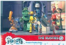 Robots The Movie Promo Card P-i
