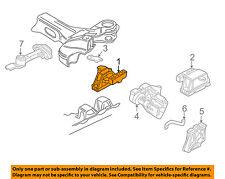 VW VOLKSWAGEN OEM 02-05 Beetle-Engine Motor Mount Torque Strut 1J0199262CL