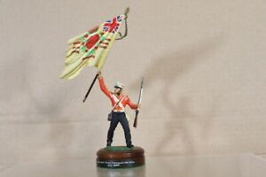STADDEN FIGURE 90mm SERGEANT of the 31st REGIMENT of FOOT 1840 AFGHANISTAN nw