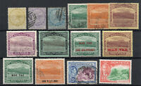 Dominica - Selection (14) MH & Used/ Very Nice  - LOt 0420257