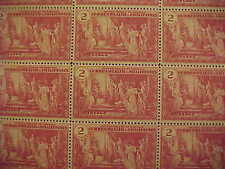 Inauguration of the Philippines Commonweath Nov 15, 1935 #397 MNH OG Sheet of 20
