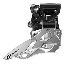 SRAM GX 2x11 Speed Mid Direct Mount Bottom Pull Front Derailleur, New In Box
