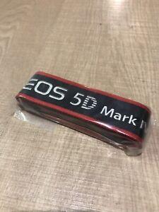 Canon 5D IV Mark Genuine Strap Neck Belt Original Camera OEM