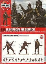 Airfix 02720 --- SAS Special Air Service-Soldati - 1:32