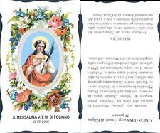 RARITA'*SANTINO DEL GIORNO DI NASCITA *23/GENNAIO*S.MESSALINA V.E DI FOLIGNO*