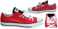 Converse Chuck Taylor Red Ox Mens Trainers Low Lace Up Shoes White 100682F U28