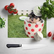 Personalised photo chopping board