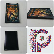 The Official Hint Manual For Wolfenstein 3d PC SNES Amiga Sega Atari Jaguar 3DO