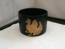 Unboxed British Portmeirion Pottery Black