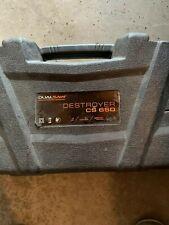 DualSaw CS650 2 Blade Counter Rotating Circular Saw