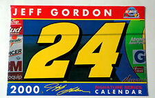 Four New Jeff Gordon Dupont  Calendars