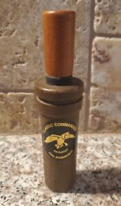 Duck Commander - Wooden Double Reed Call Classic Commander - Phil Robertson