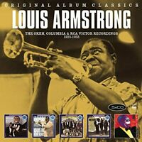 Louis Armstrong - Original Album Classics (2014)  5CD  NEW/SEALED  SPEEDYPOST