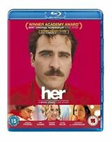 Her [Blu-ray] [DVD][Region 2]