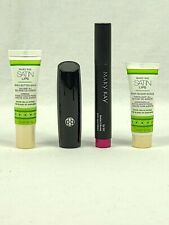 Mary Kay Satin Lips With Gel Semi-Matte Lipstick and Discontinued Lip Tint Flora