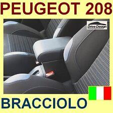 PEUGEOT 208 - BRACCIOLO CON PORTAOGGETTI - per - vedi anche nostri tappeti auto