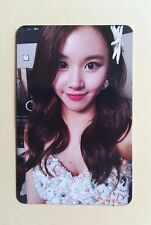 Twice 3rd Mini Album Twicecoaster Lane 1 Official Photocard Photo Card Chaeyoung