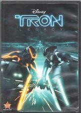Movie DVD - Disney's TRON: LEGACY - Pre-Owned - Walt Disney Studios