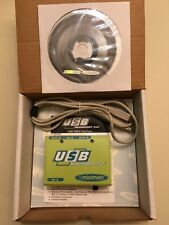 Usb Midisport 2X2 Midiman With Usb Cable, Driver Cd & Manual - New In Opened Box