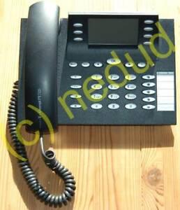 T-Concept PX 722 PX722 ISDN S0 Telefon schwarz Gewährleistung + Rechnung