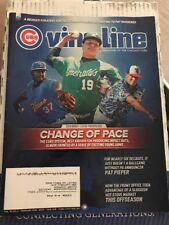 Chicago Cubs February 2018 Vine Line Magazine Vineline