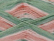 King Cole Cottonsoft Crush DK Double Knit Knitting Crochet Wool Yarn 100g Ball 2432 Petal