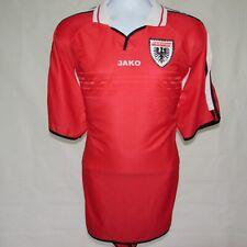 2002-2003 FC Aarau Home Football Shirt #3, Switzerland, Jako, XL (Excellent)