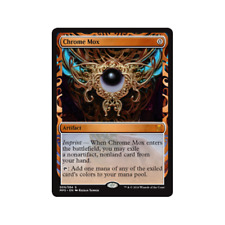 Magic The Gathering - Masterpiece Inventions - Chrome Mox - HOLOFOIL Near MINT!