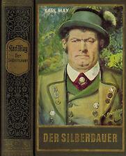 Karl May, Der Silberbauer, Ges. Werke Band 67, Stand.-Ausg Bamberg, 100. Tausend