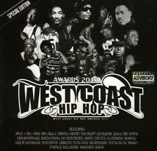 CD de musique rap west coast various