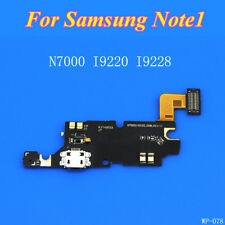 Samsung Galaxy Note 1 N7000 I9220 USB Chargeur Charging Dock Port Flex Câble Mic