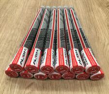 13 Golf Pride MCC Plus4 Multi Compound ALIGN Golf Grip Midsize (Gray-Red-Black)