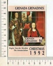 36786) GRENADA Grenadines 1992 MNH** Christmas