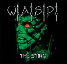 W.A.S.P. The Sting Digipak CD & DVD All Regions NTSC 5.1 surround NEW