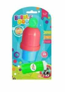 Bubble Dog No Spill Doggy Bubbles Interactive Toy Bubbles With Refill NONSPILL