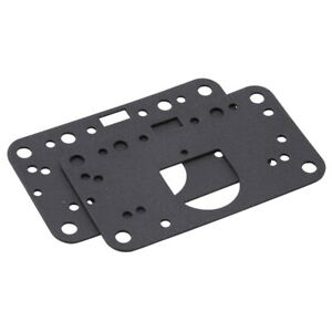 Edelbrock Gaskets Metering Block for 4150 and 4160 Quantity -2 - ede12380