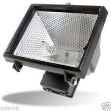 Timeguard NCFB150C Halogen Floodlight Fitting 150 Watt (Black)