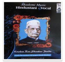 Hindustani Vocal - Krishnarao Shankar Pandit (Master Muscians of India)Audio CD